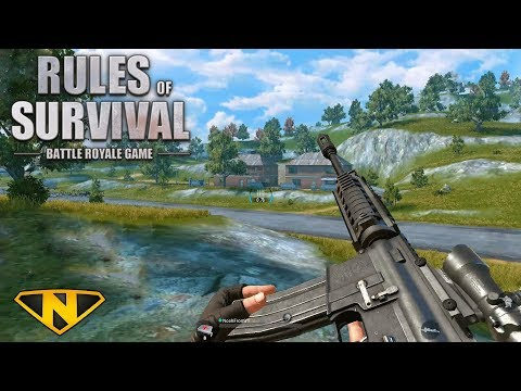 Download My First FPP Win! (Rules of Survival: Battle Royale) HD Mp4 3GP Video and MP3