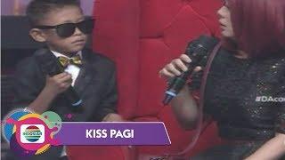 Video Adiknya Selfi Kembali Hebohkan Panggung DA Asia 4 - Kiss Pagi MP3, 3GP, MP4, WEBM, AVI, FLV April 2019
