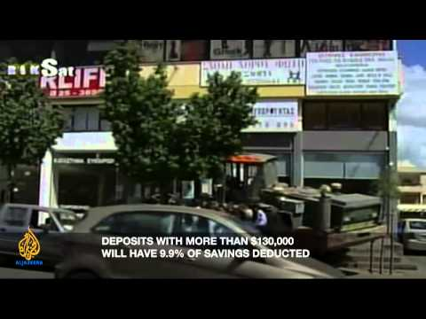 Inside Story - The cost of saving Cyprus (видео)