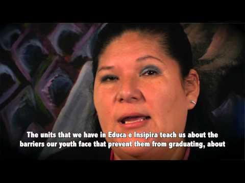 Educa E Inspira Program 2014
