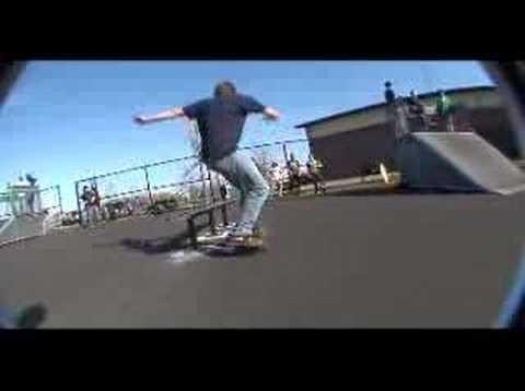 Cary Skatepark lens test