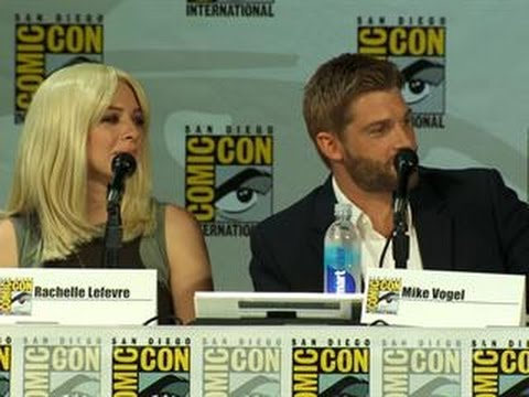 Under the Dome - Comic-Con 2014 - Full Panel Video