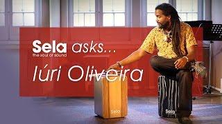 Sela asks Iúri Oliveira