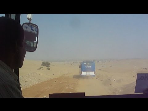 Holidays In Rajasthan India Tour : Jaisalmer Border Safari Travel To Tanot .
