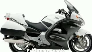 4. 2009 Honda ST1300 Base - Details & Features