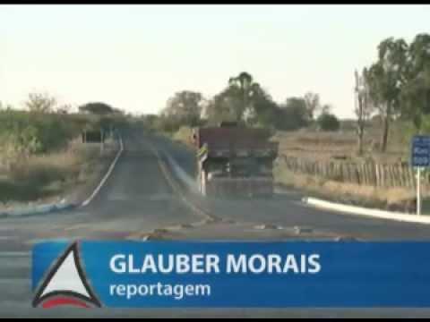 Recuperação de rodovia facilita o deslocamento dos moradores de Sítio do Mato e região