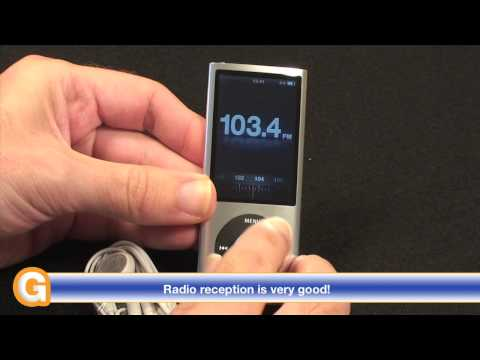 ipod Nano review - In this video you can see the new 5th generation iPod Nano being unboxed. I then take a look at the user interface and the new radio, pedometer and the fanta...