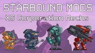I showcase the XS Corporation Mechs Mod. You can install the XS Corporation Mechs Mod here: http://bit.ly/1bCVDUW ...