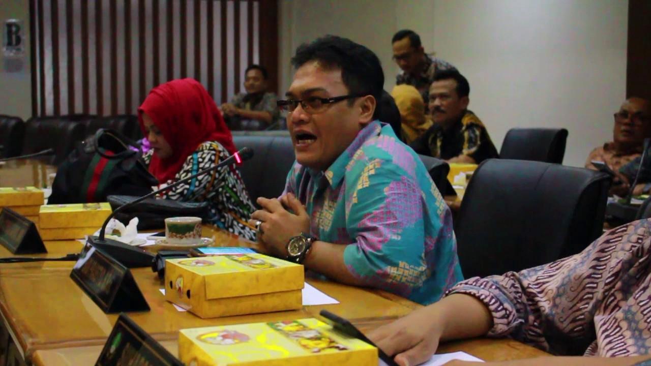 Selasa 09 Mei 2017 Kunker DPRD Kabupaten Bogor & Situbondo