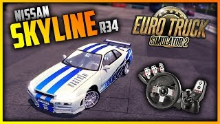 Nonton ETS2: PROBANDO EL NISSAN SKYLINE DE 2 FAST 2 FURIOUS ❤ [Logitech G27] Film Subtitle Indonesia Streaming Movie Download