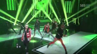 Video NU'EST [FACE] @SBS Inkigayo 인기가요 20120408 MP3, 3GP, MP4, WEBM, AVI, FLV Maret 2018