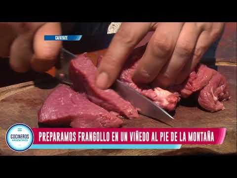 Frangollo, receta regional salteña