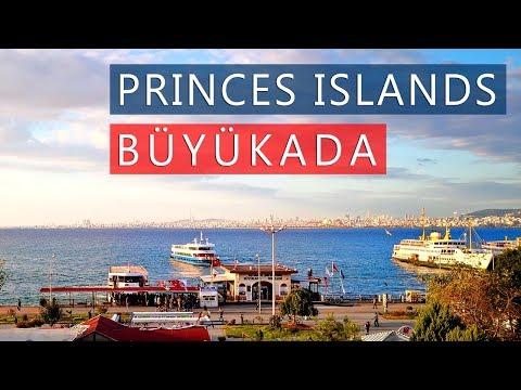 Part One: Amazing Princes Islands Istanbul Tour   Büyükada   Travel Vlog