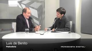 Entrevista Luis de Benito. 29 octubre 2012
