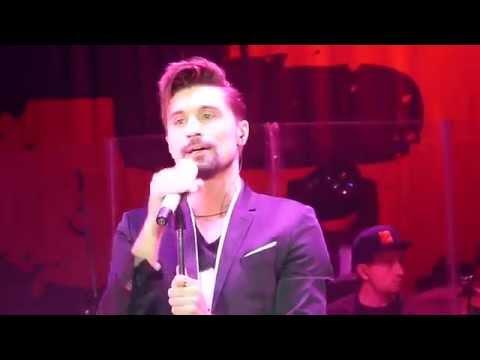 Билану стало плохо на концерте - DomaVideo.Ru