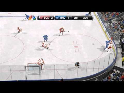 NHL 15: HUT - Filppula With A Nasty Goal (Highlight)