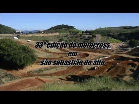 33º Motocross em São Sebastião do Alto CAT  Intermediaria  A