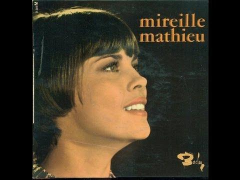 Tekst piosenki Mireille Mathieu - Je ne sais rien de toi po polsku