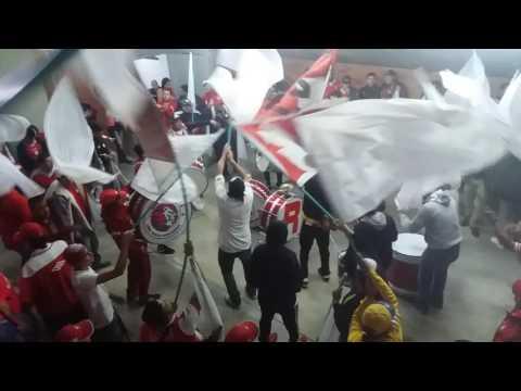 Viejo expreso querido - La Guardia Albi Roja Sur - Independiente Santa Fe