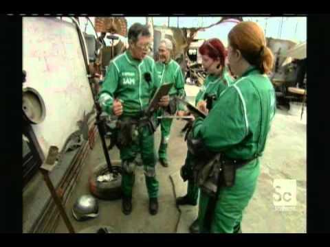 Junkyard Wars 2 Glider Miami Gearheads Part 1