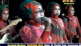 Lagu Religi - Album Nasida Ria Sholawat Salam Hj. Muthoharoh Qosidah NASIDARIA Live Show Tuban Video