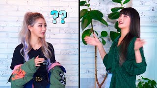 I Did A K-Pop Idol Gameshow With MINNIE of (G)I-DLE (Whisper Challenge, Charades And More) by The Wonderful World of Wengie