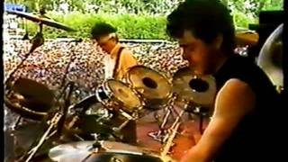 """The Cure - """"A Forest"""" @ Werchter Festival, july 1981"""