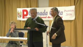 Recital poético Parte 2 Circuito cultural Diciembre 2016