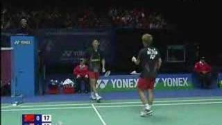 Video Badminton 2007 All England MD Final Game2 [3/3] MP3, 3GP, MP4, WEBM, AVI, FLV April 2019