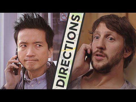 Directions (Short Comedy Sketch)