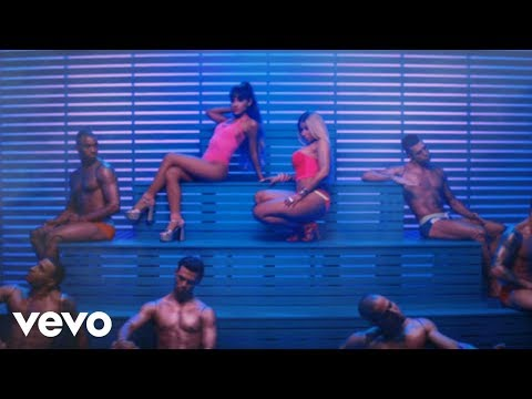 Ariana Grande - Side To Side ft. Nicki Minaj (видео)