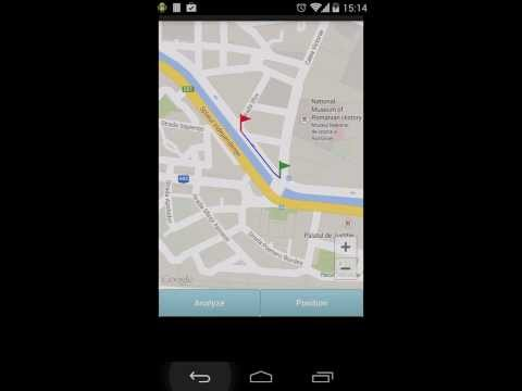 Video of Running Clyde GPS Track