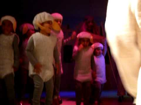 Colegio La Altagracia, presentó su tradicional musical navideño 2010.