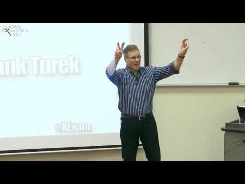 What Does Frank Turek Think a Christian Is? (видео)