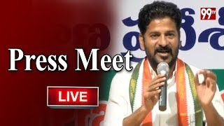 Live: MP Revath Reddy Press Meet