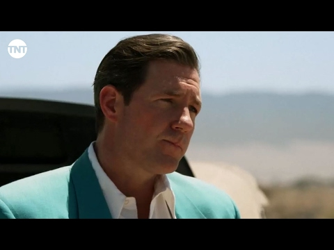 Bugsy Bets Big on Las Vegas | Mob City | TNT