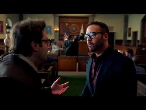 Wisdom of the Crowd CBS 1x07 Trade Secrets  Sneak Peek #1