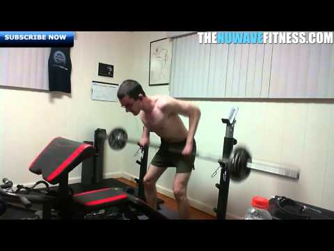 Home Workout Clips: #8
