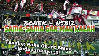 Download Video Sumpah Keren..!! Bonek vs NSB12 Adu Berisik Pake Chant Sama tapi Beda Lirik | Bali United vs PSBY MP3 3GP MP4