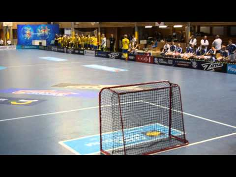 Sweden U19 x Finland U19 penalty shout EFT Brno 2015