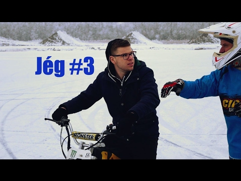 Játék a Jégen ! #3 (Buggy, Pitbike )