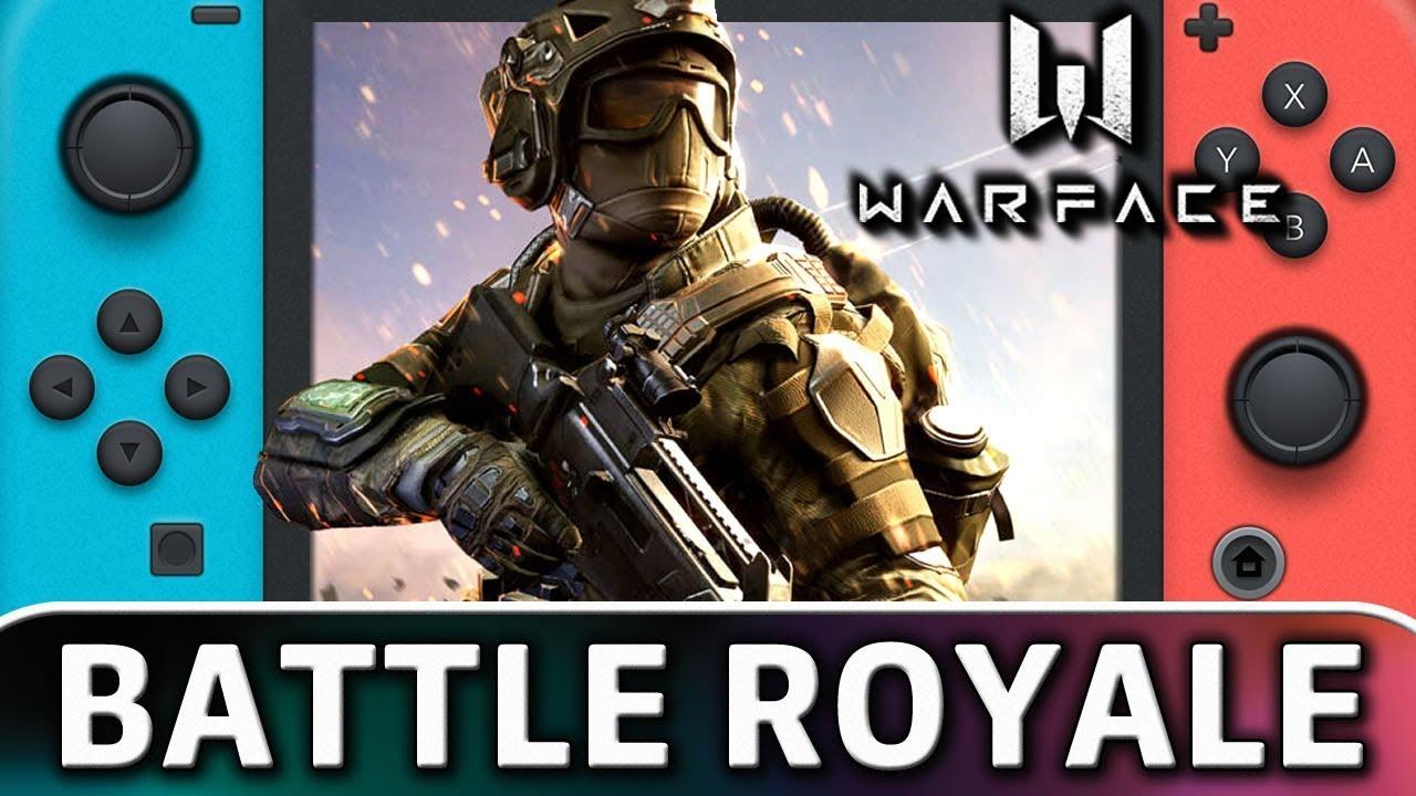 Warface   Battle Royale Gameplay on Nintendo Switch