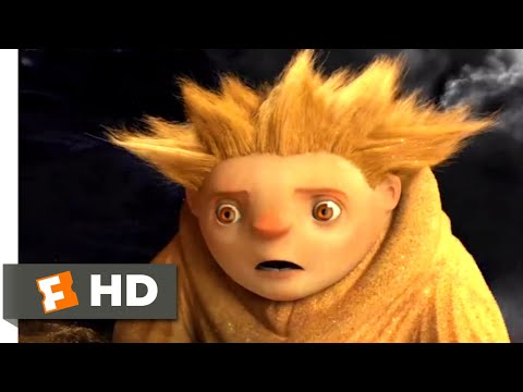 Rise of the Guardians - Sandman vs. the Boogeyman | Fandango Family