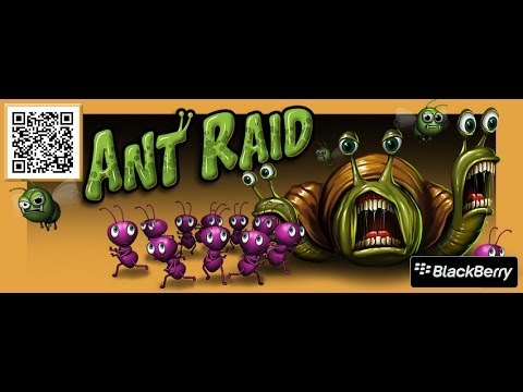 Video of Ant Raid