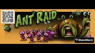 Ant Raid YouTube video