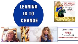 Episode #79: Lean in to change and overcome change, challenge, and be a leader in your industry with