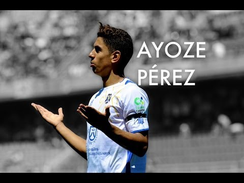 Ayoze Perez the toast of Tenerife