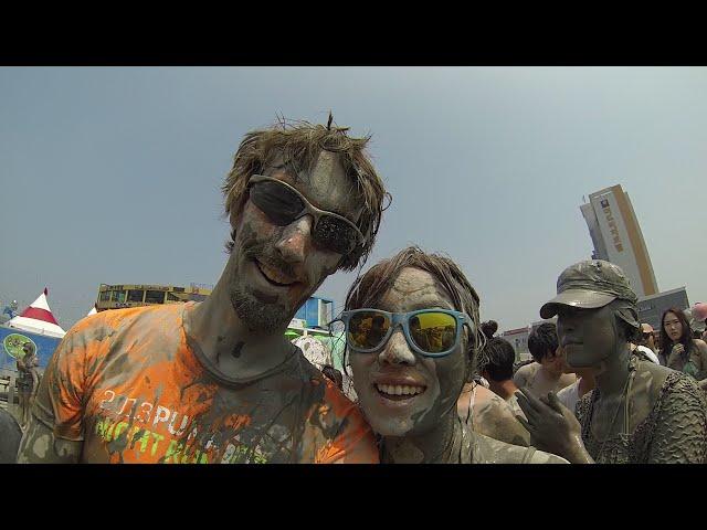 보령머드축제 - Boryeong Mud Festival 2014