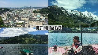 A Captivating Country, Explore Austria. This week I bring you a vlog of what I feel is the most beautiful country in the world, Austria. I travelled around Salzburg ...
