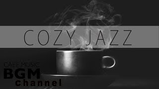 Cozy Jazz Music Mix - Relaxing Cafe Music For Work & Study - Smooth Saxophone
